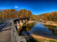 Three Great East Coast Trails Near RV Parks