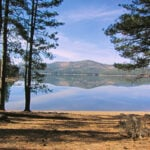 How to Find Private Lake Tahoe Campsites for RVs