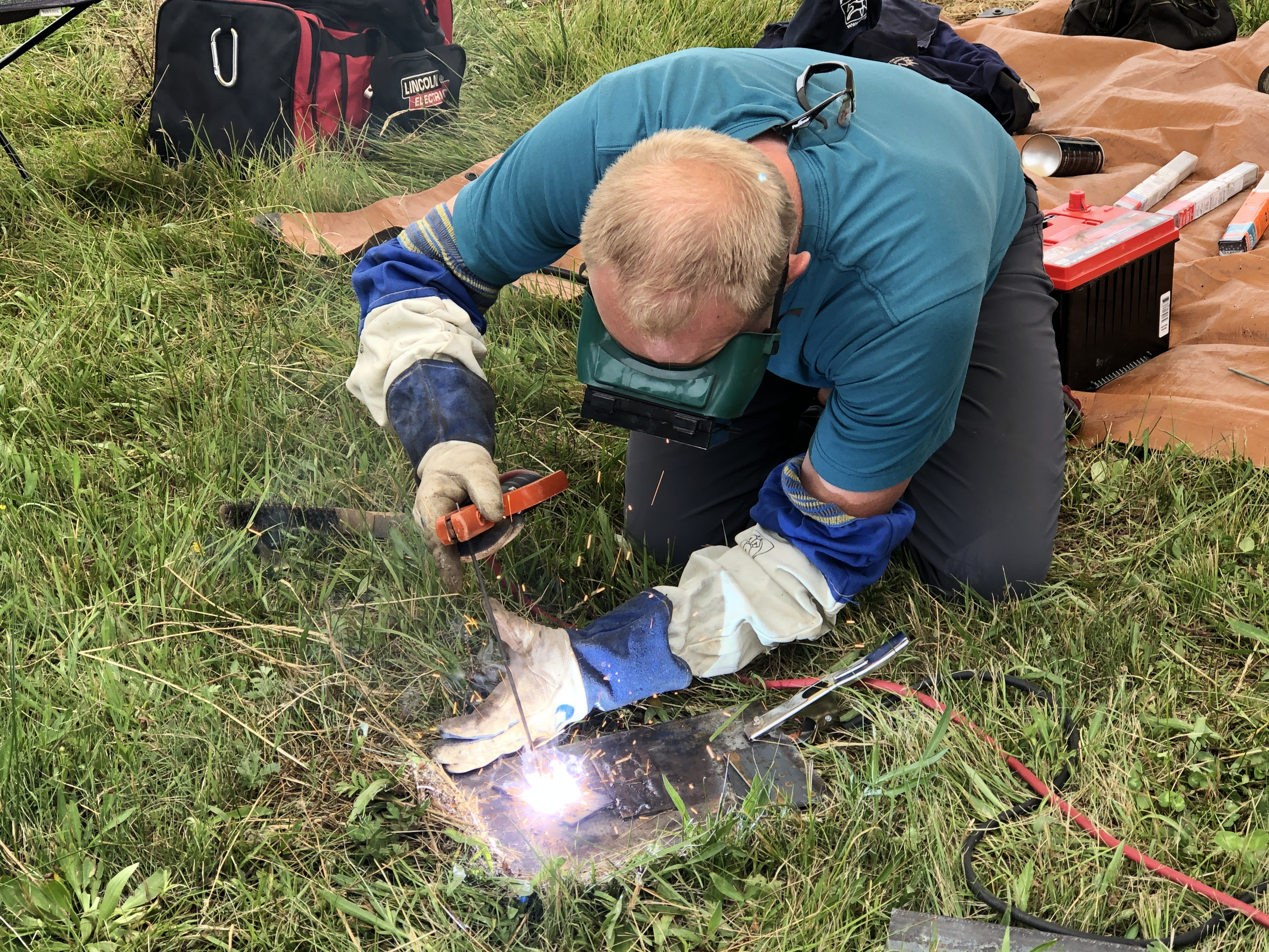 overlanding basics about welding