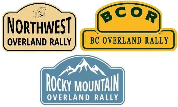 Overland Rallies Northwest BC Rockies