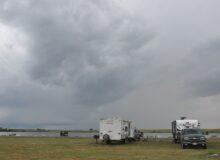 Our Close Encounter With A Tornado Storm