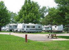 Go Camping & Golfing In Peoria, Illinois