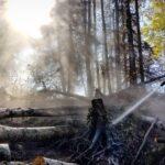 Wildfire Destroys A Favorite Alaskan RV Park
