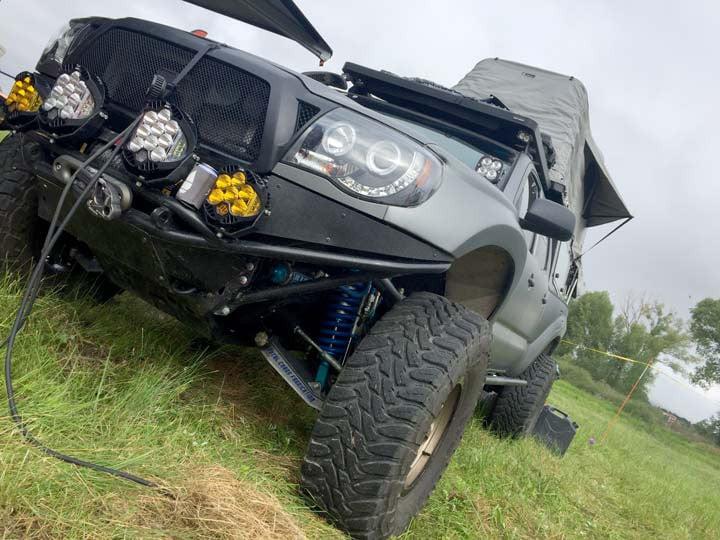 build custom overland camper