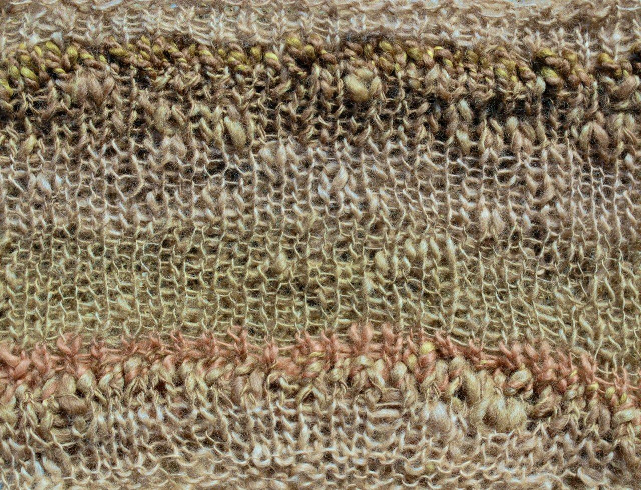 Yarn by Solo Full-time RVing Artist Weaver Eloise