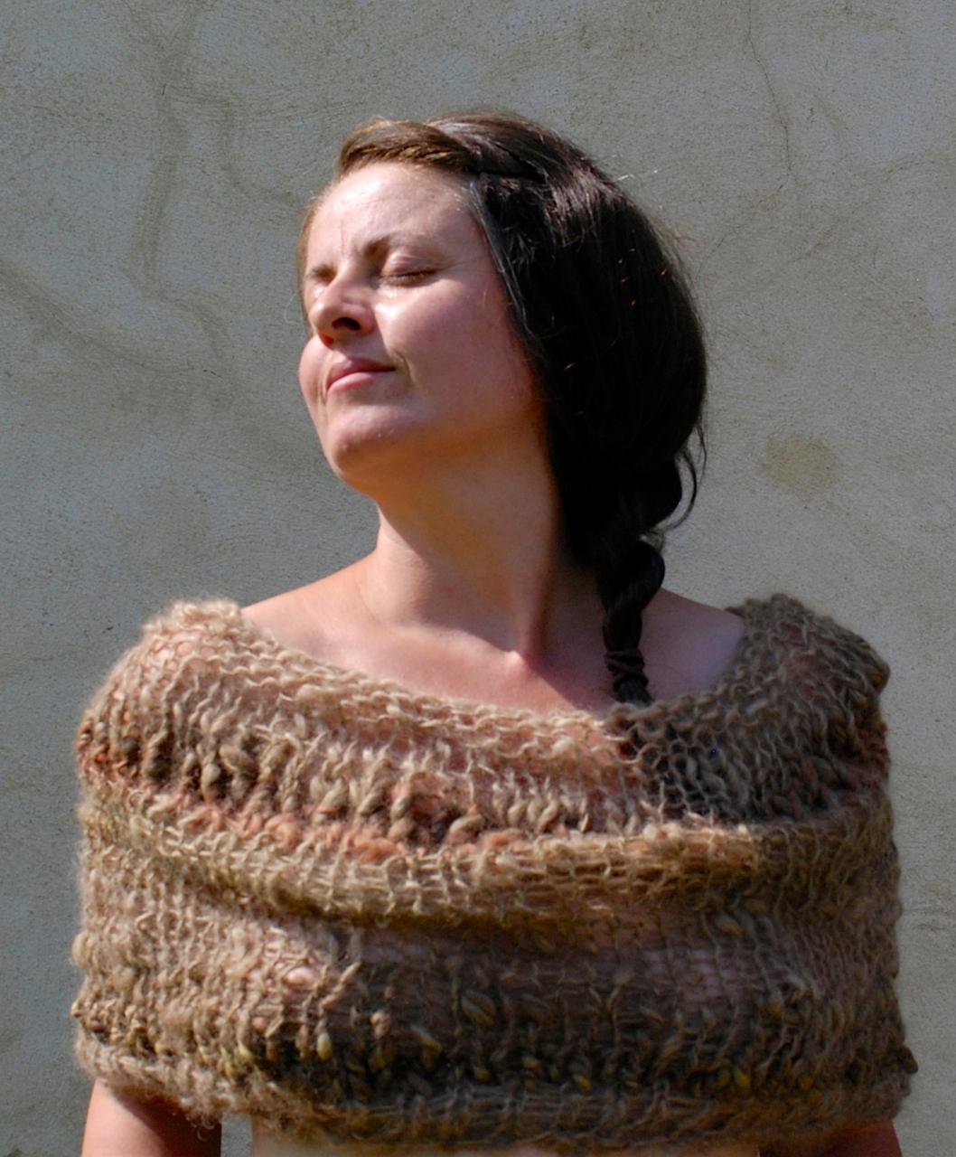 Solo Full-time RVing Artist Weaver Eloise