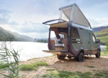 Check out the VisionVenture #VanLife Concept RV