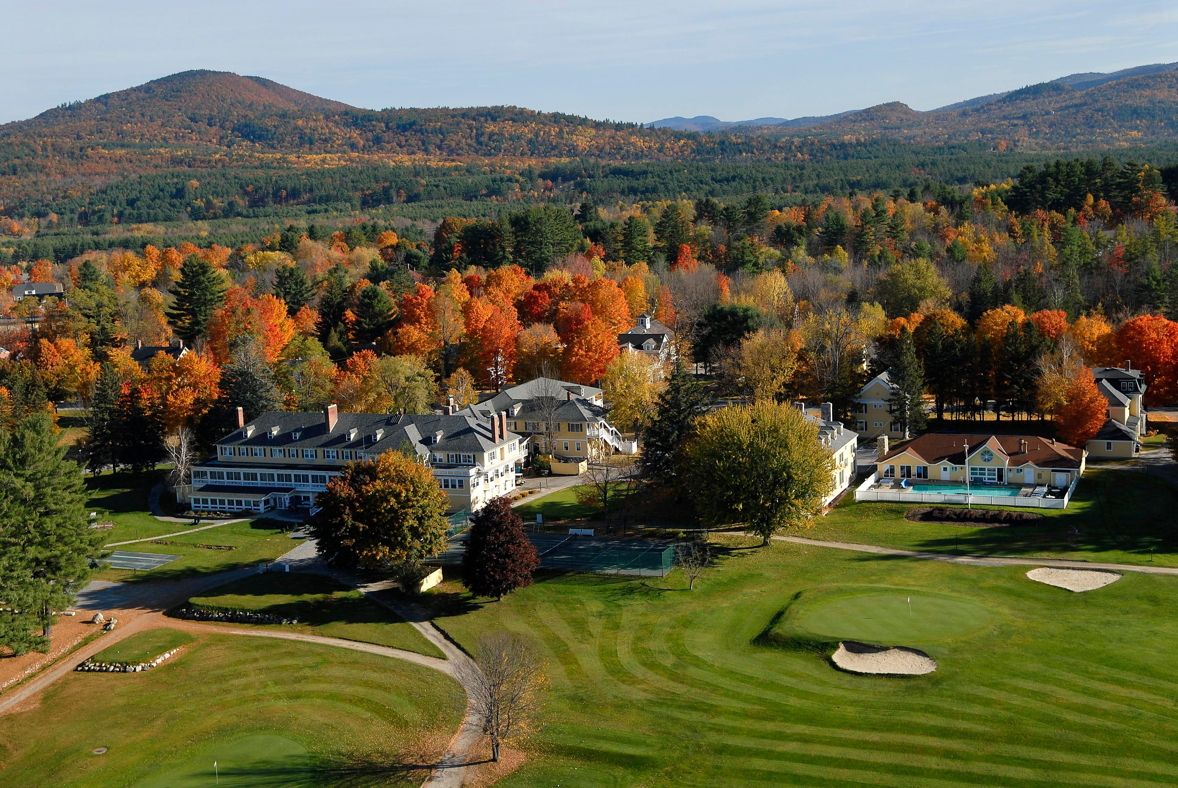 RV Campgrounds  Golf Courses Near West Bethel Maine