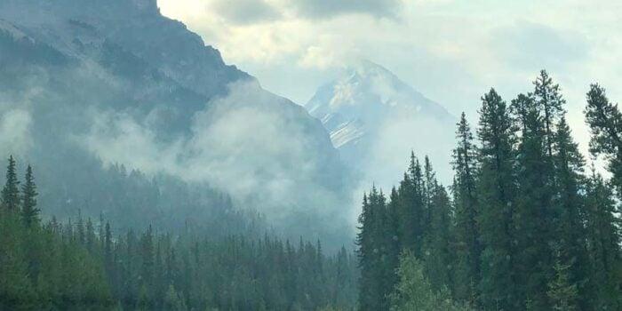 Banff Wildfire 2018