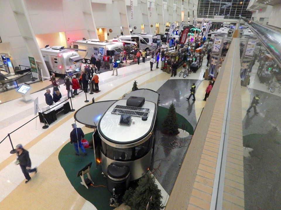 Rv Show Cleveland 2020.2020 Rv Shows Coming Up This Winter Camping Shows 2020