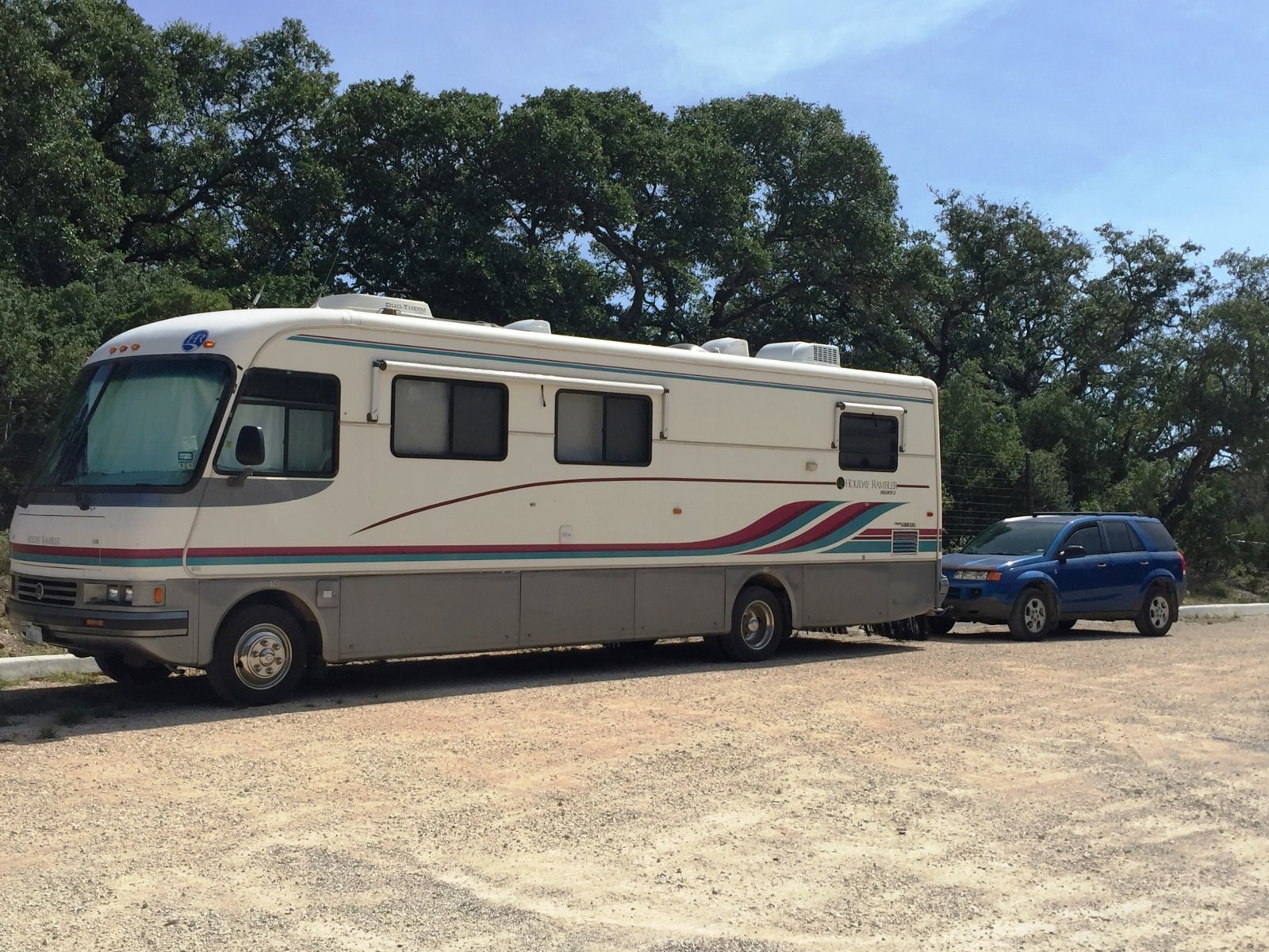 The Advantages Of A Slightly Off-Level RV Site