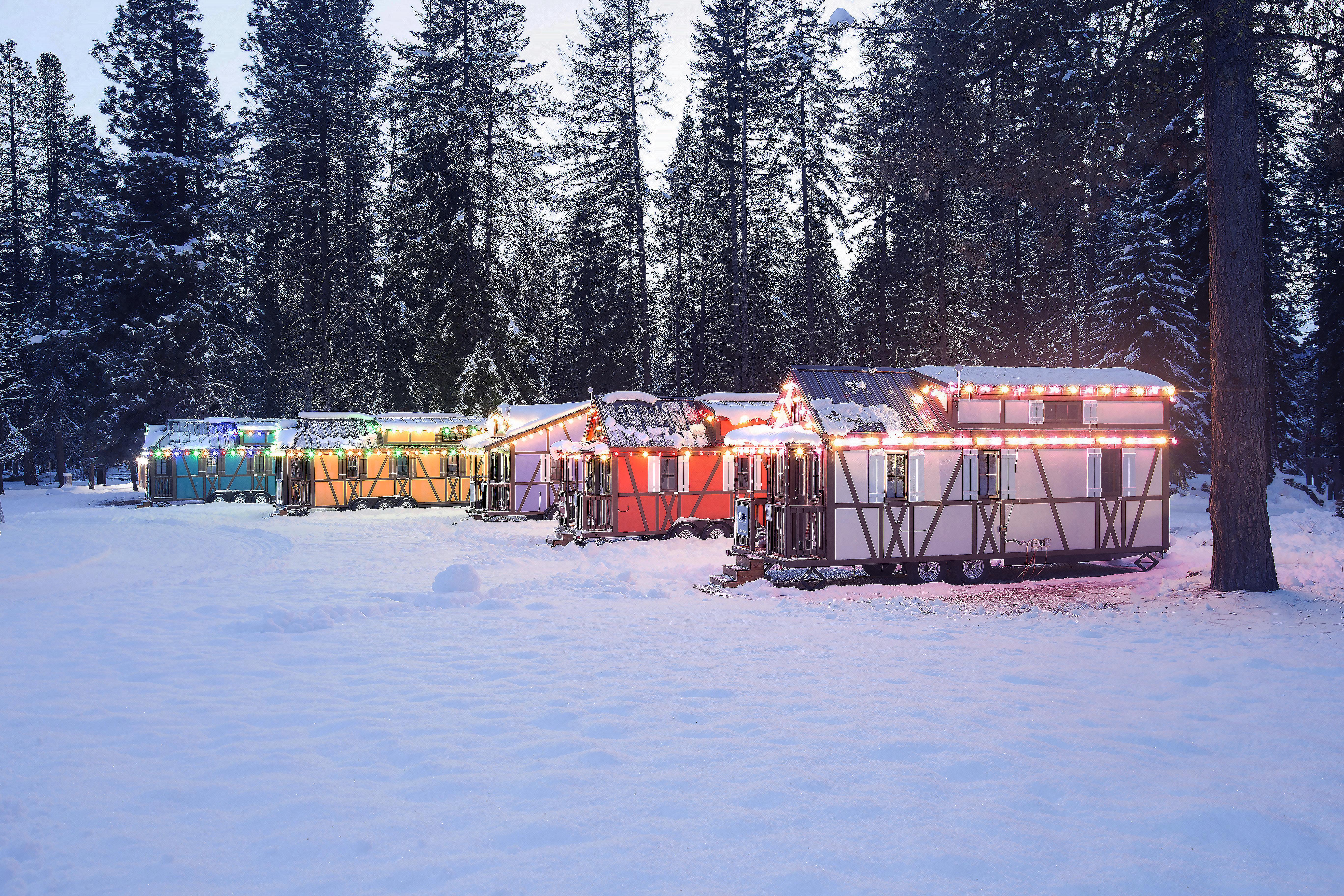 Visit The Little Bavarian Village Of Leavenworth