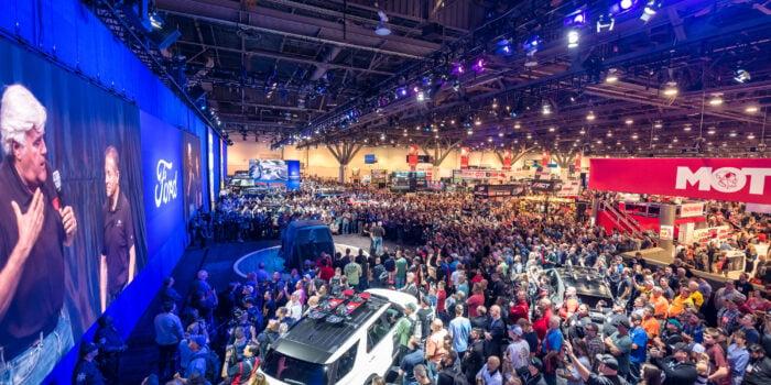 2019 SEMA Show Las Vegas