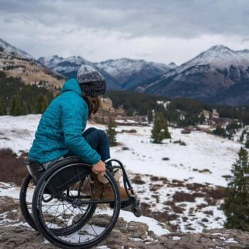 wheelchair accessible outdoor destinations