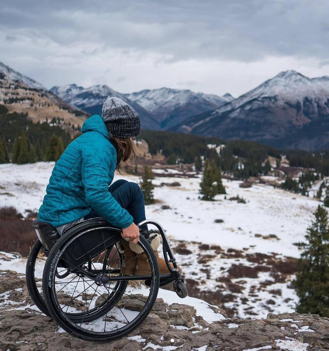 wheelchair accessible outdoor destinations