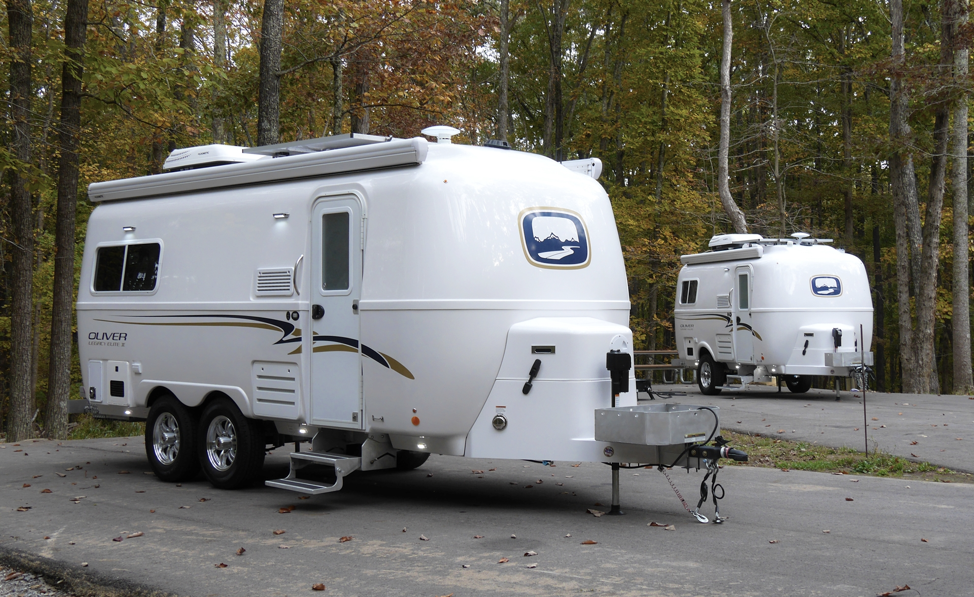 Oliver Travel Trailers—Luxury With A Twist