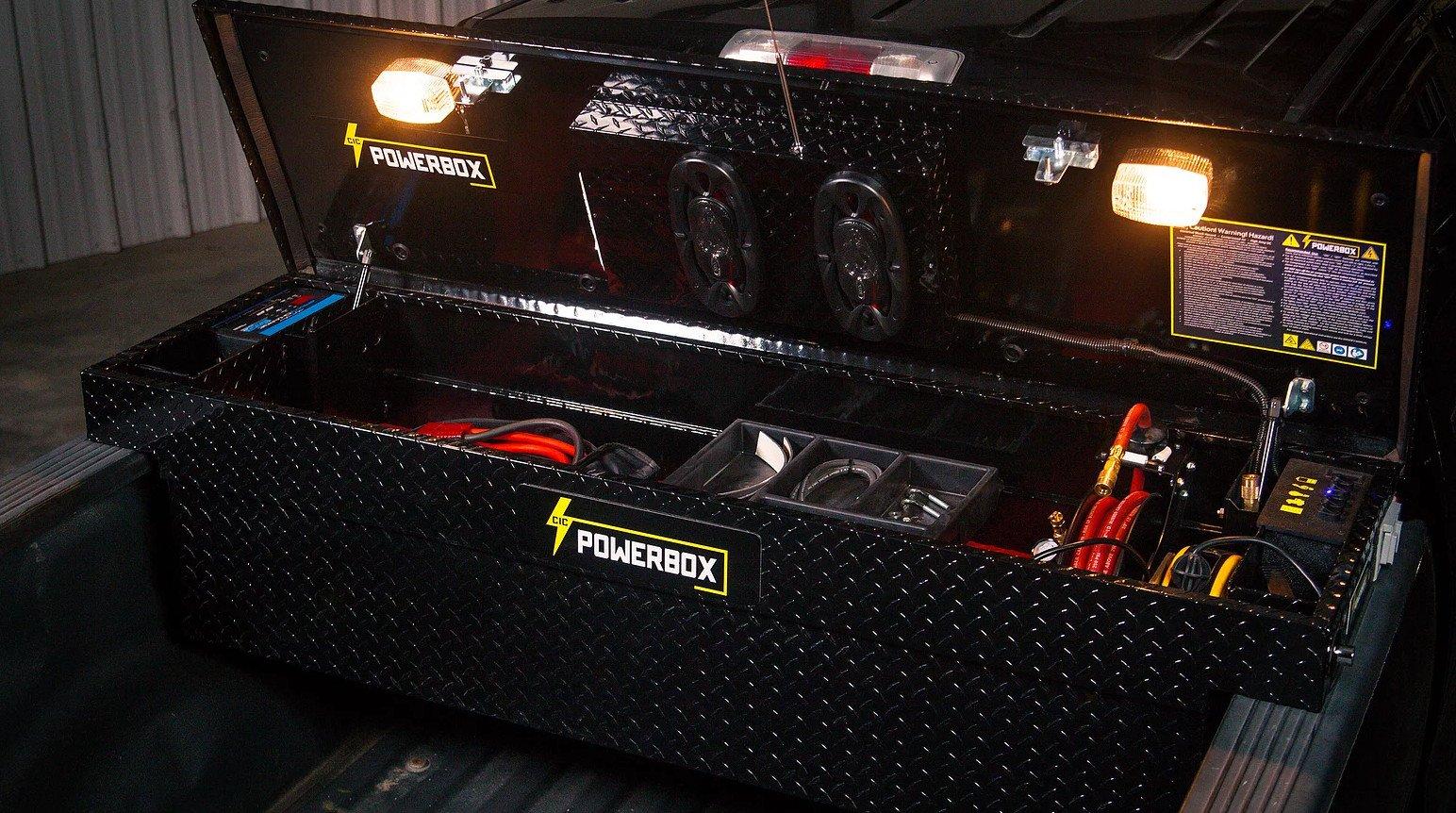 Portable Power System box