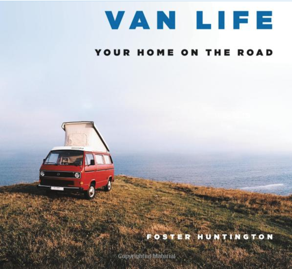 best van life book