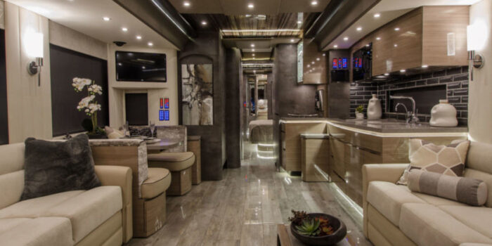 two million dollar RV
