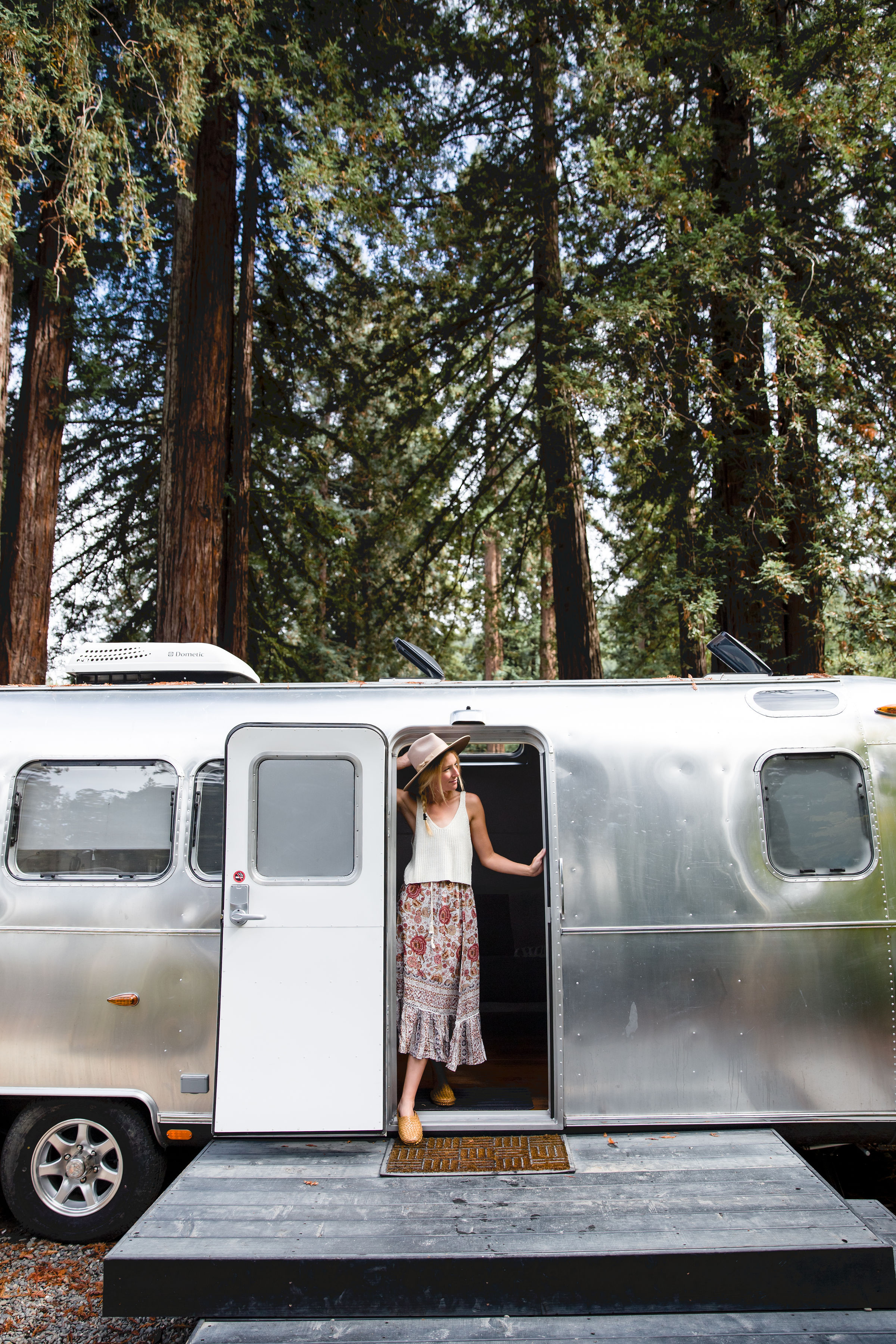AutoCamp Airstream experience