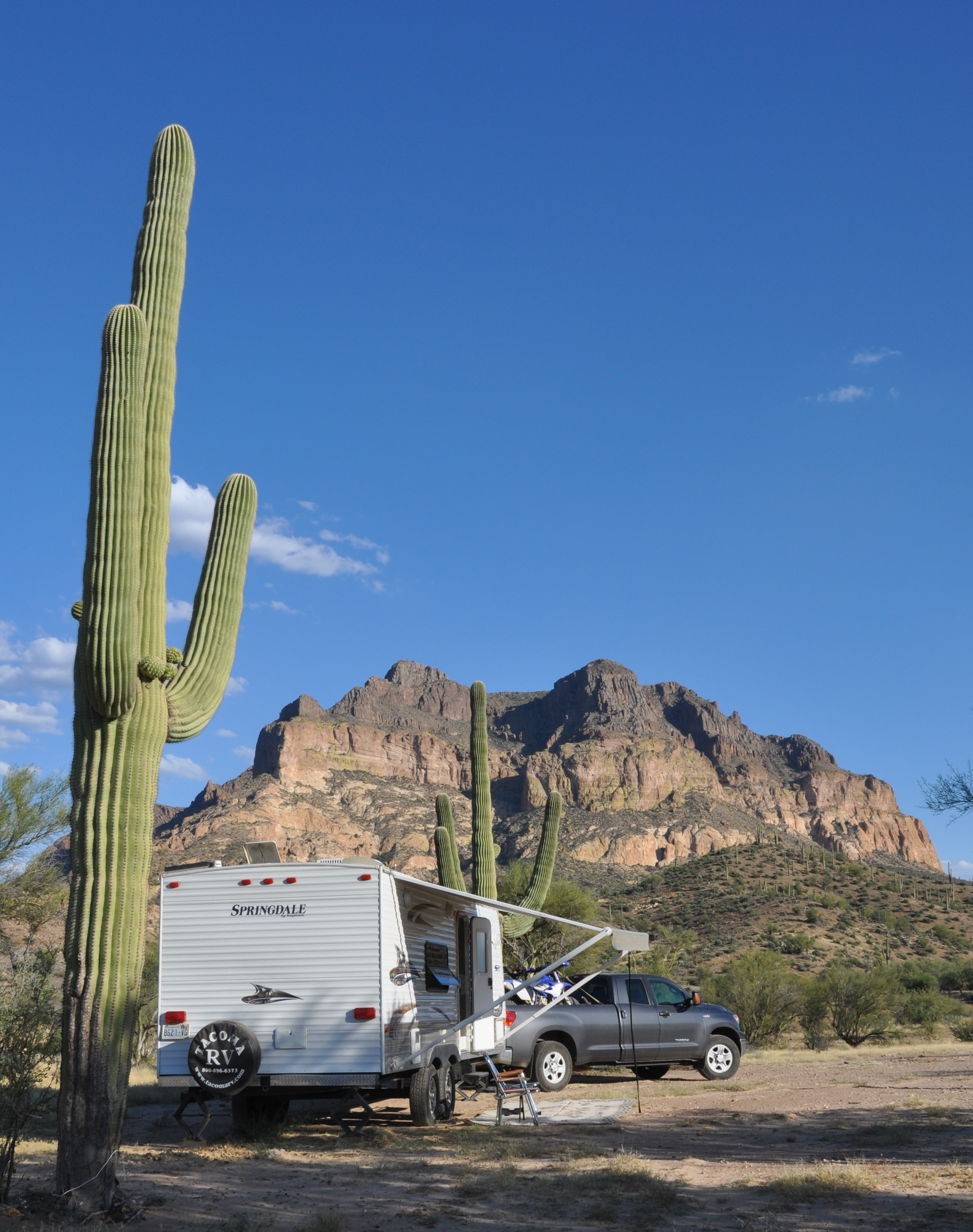 The RV Lifestyle  cover image