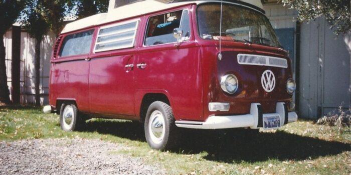 vintage VW bus rentals