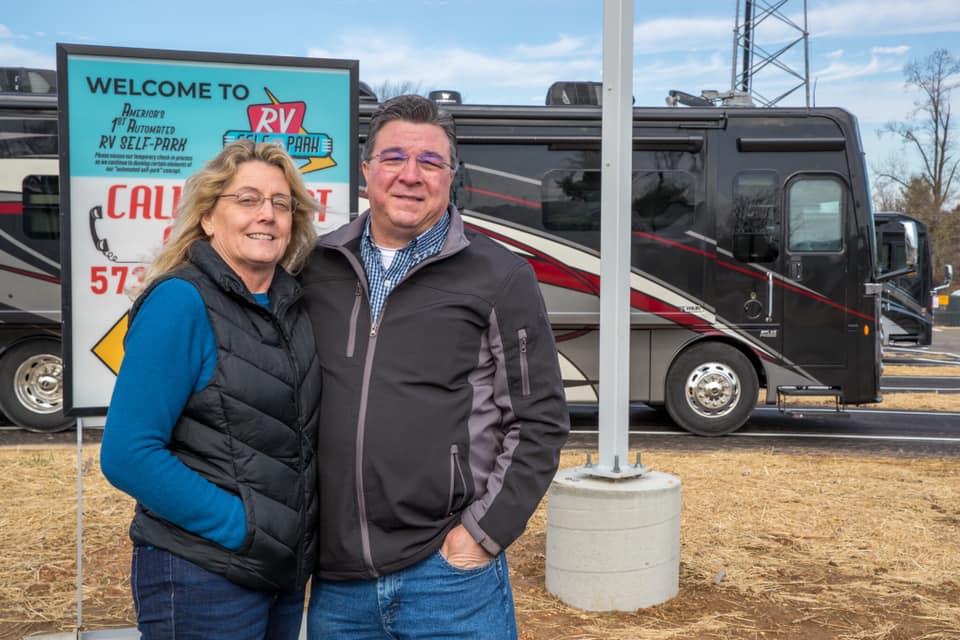 Automated RV Park in Sullivan Missouri
