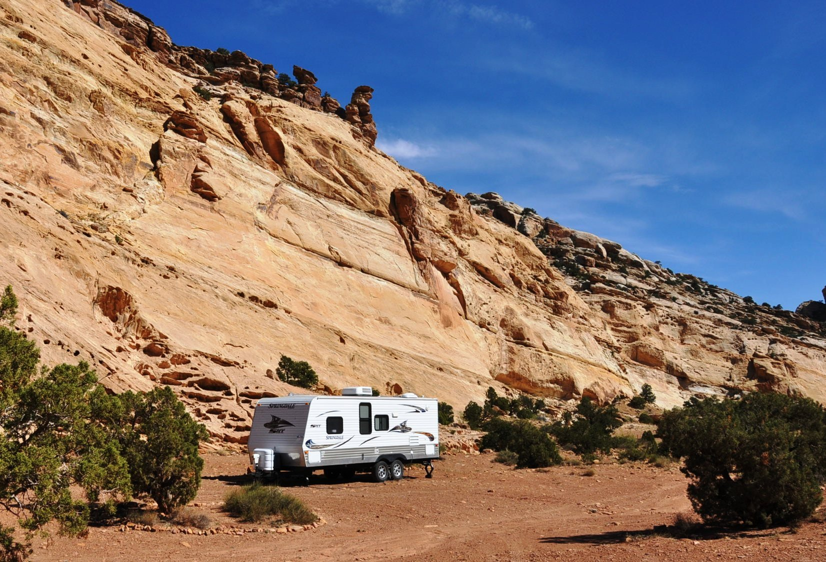 How To Become A Better Dry Camper