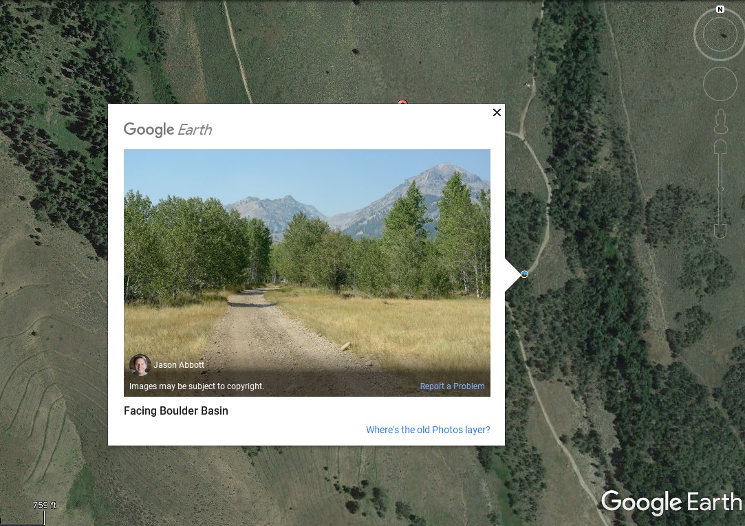 Scouting Back Roads Using Google Earth