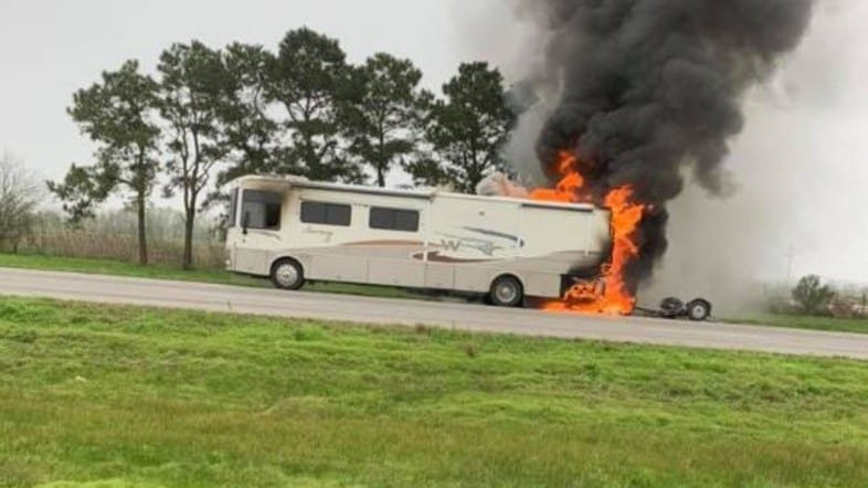 RV Travel Hazards