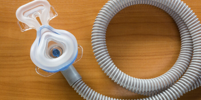 camping with a CPAP machine