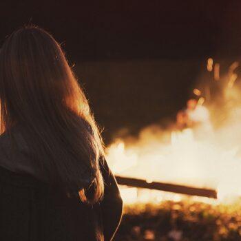 start a wildfire