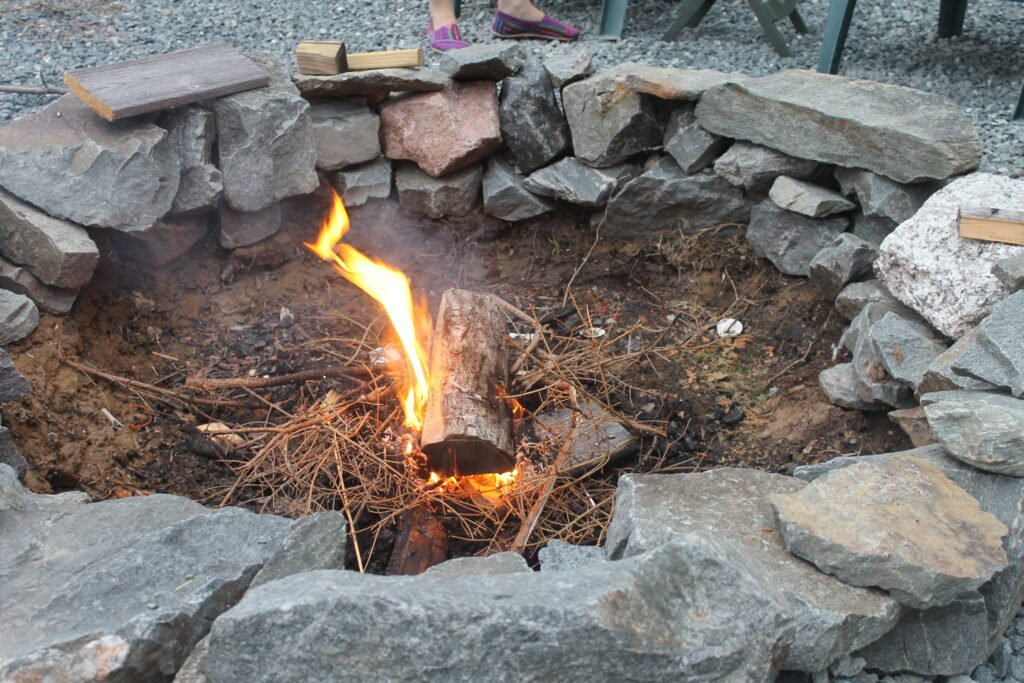 Do you have a way to start a fire? Photo by Wikipedia Creative Commons