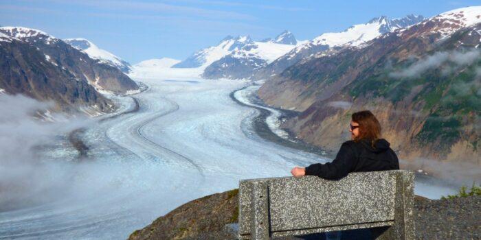 solo Alaska road trip