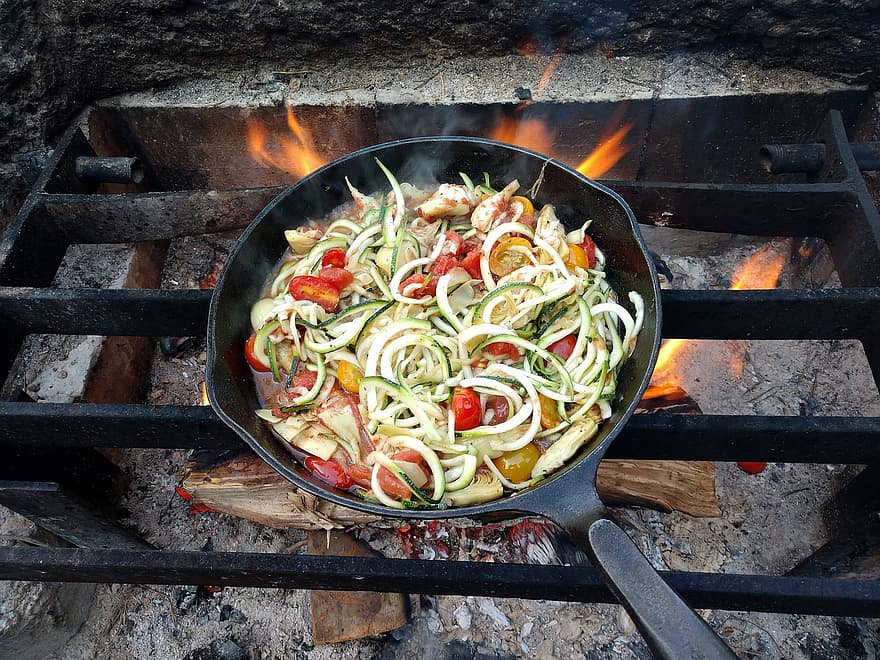 Campfire Meals You Can Make Anywhere