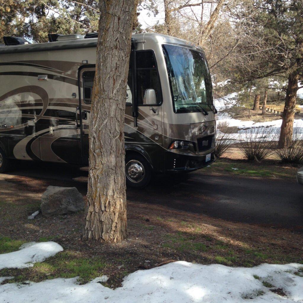camping near Bend