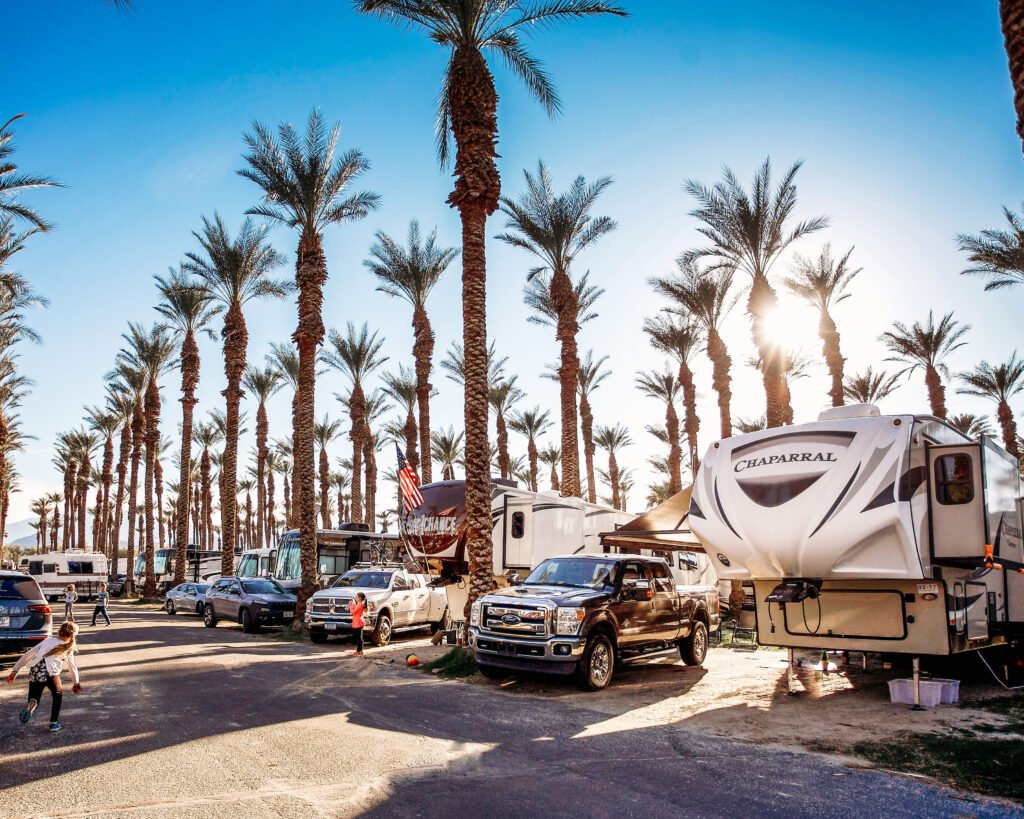 Join in the RV craze and rent an RV from RVShare