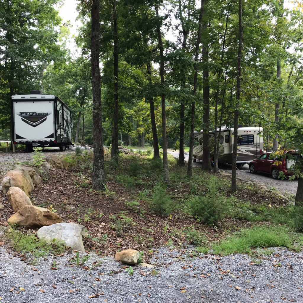 Endless Caverns campground
