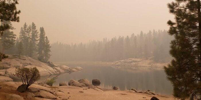 wildfire campground evacuation tips