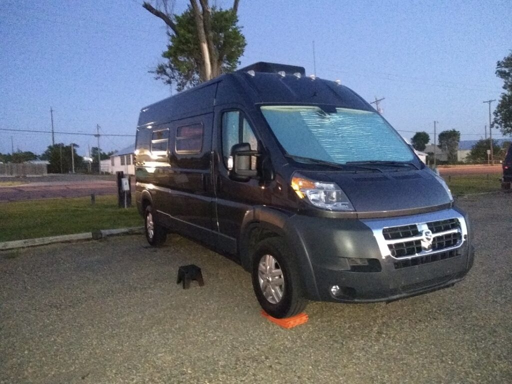 Free RV Parking in Texas