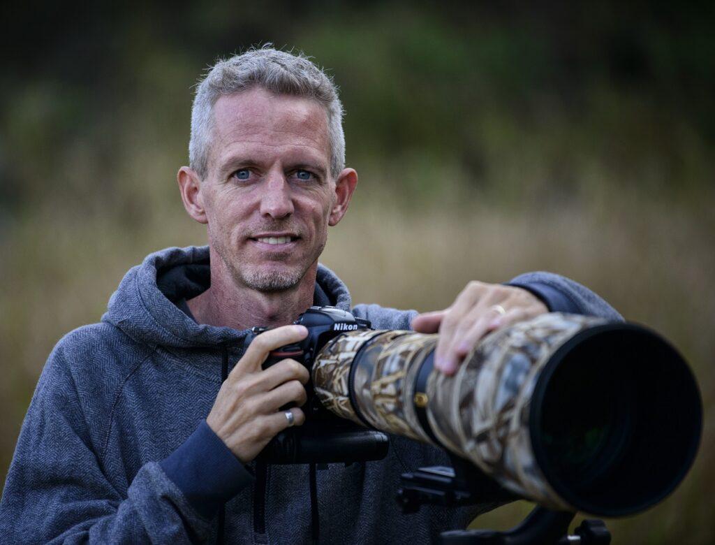 Jorn Vangoidtsenhoven - Wildlife Photographer