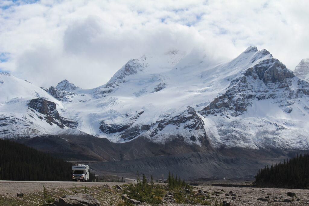 Canadian RV snowbirds