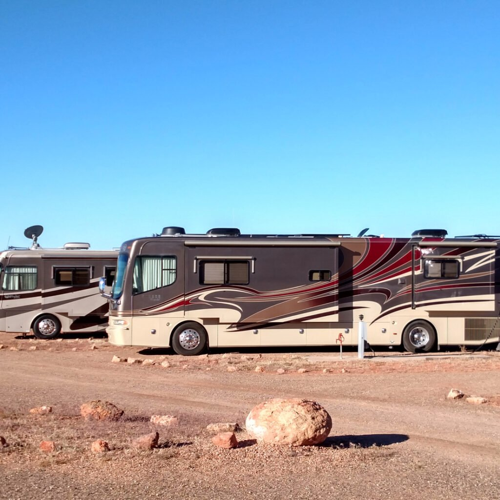 campgrounds with Wifi