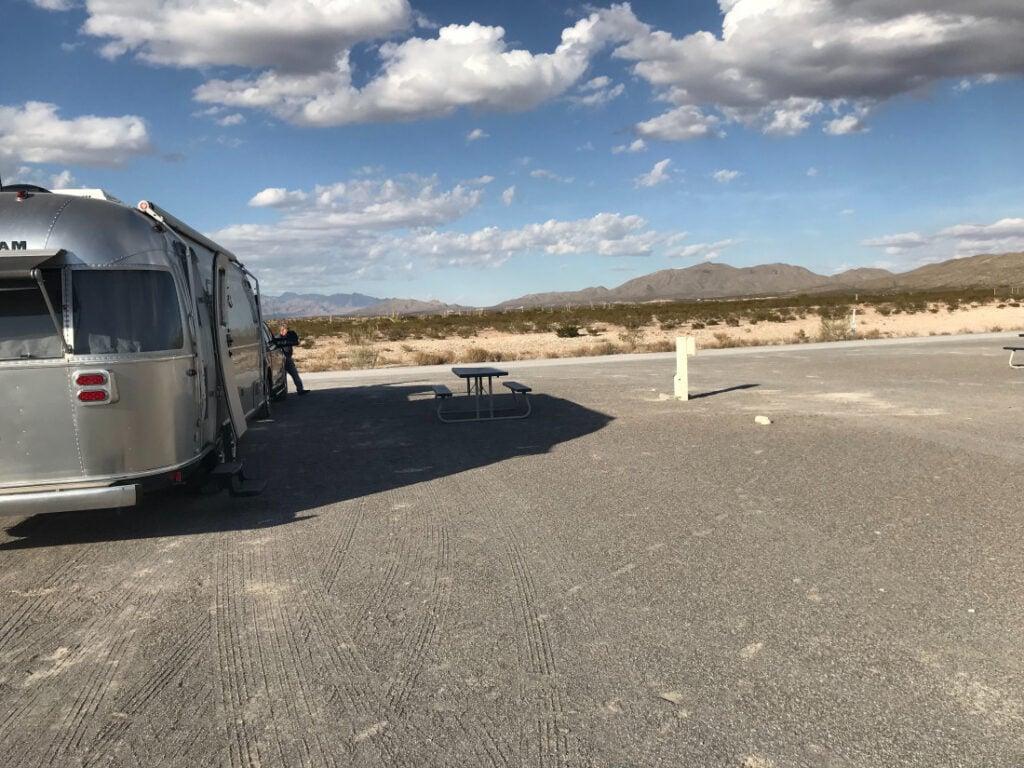 El Paso RV parks