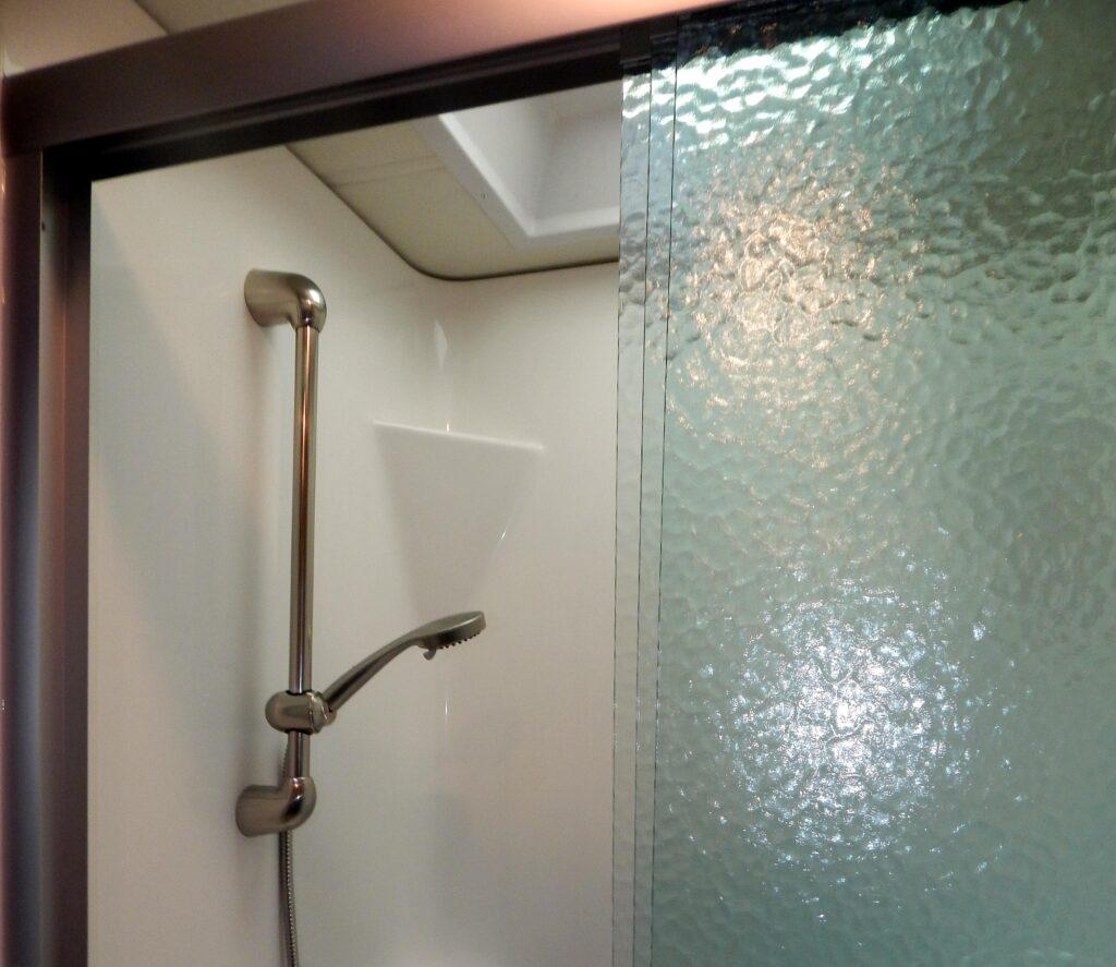 Rv Shower Door Options The Best The Worst Rv Life