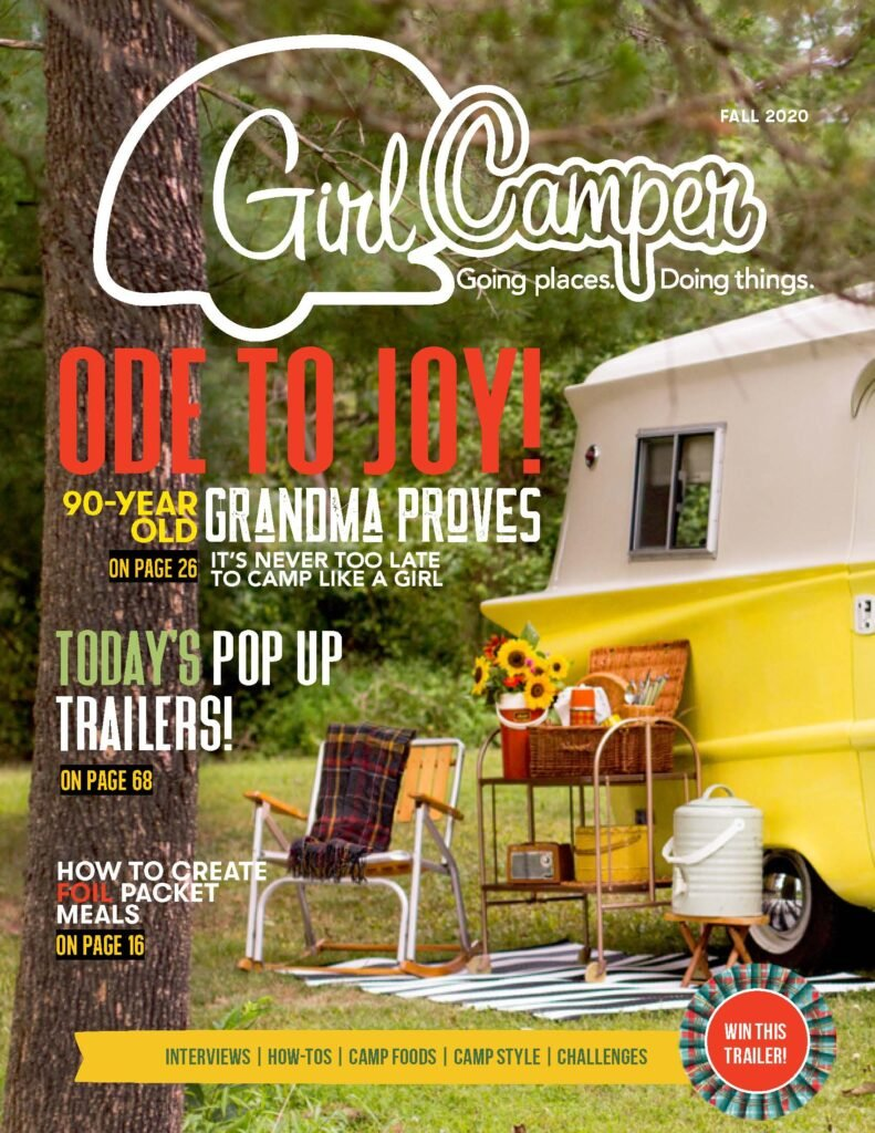 Girl Camper Magazine