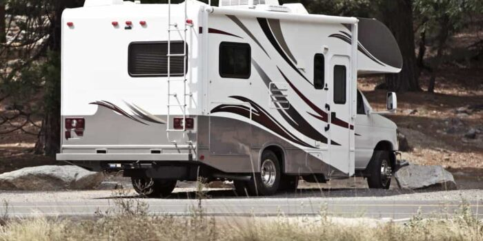 Bug Out survival RV vehicle