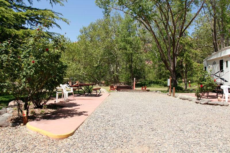 Sedona campgrounds