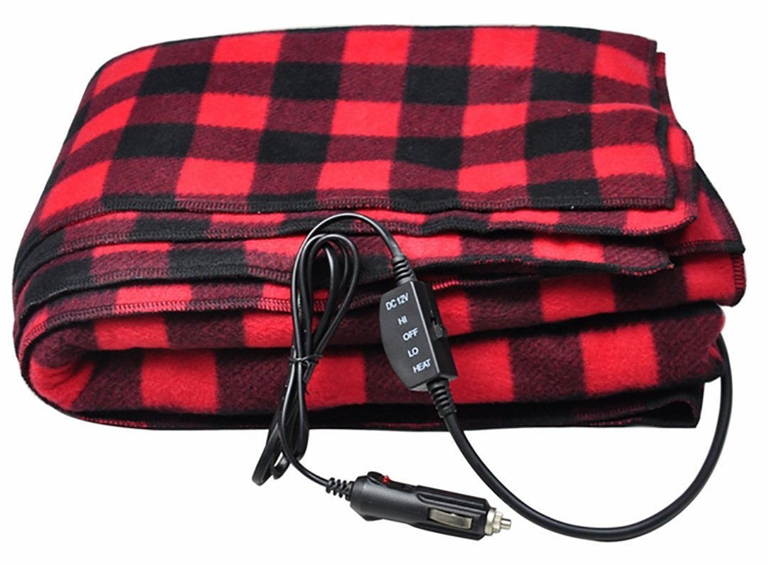 winter camping items