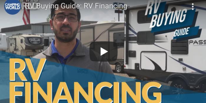 RV financing video